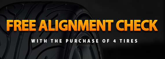 Wheel Alignment Check Coupon in Wichita Falls, TX